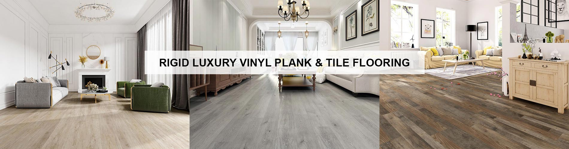 LuxePlank - Rigid Luxury Vinyl Plank & Tile Flooring