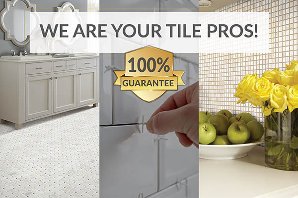 Seland's Abbey Flooring Center is your tile pro!