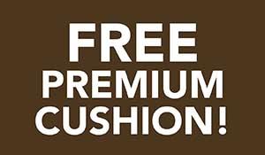 Free Premium Carpet Cushion during National Gold Tag Sale at Selands in Fergus Falls, MN